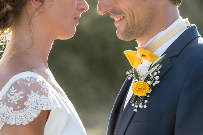 Séance de couple de mariage 2 sur 16