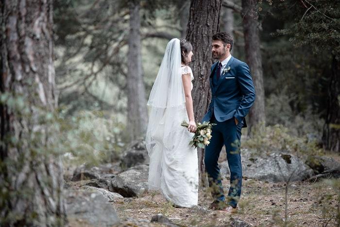 Séance de couple de mariage 3 sur 16