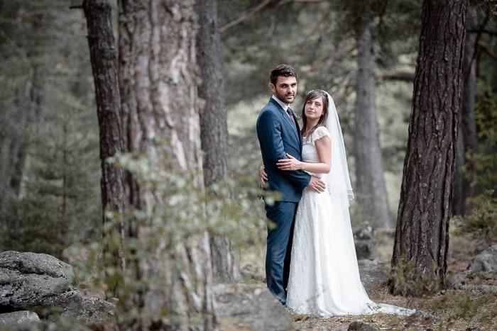 Séance de couple de mariage 4 sur 16