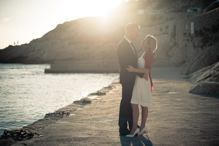 Séance de couple de mariage 9 sur 16