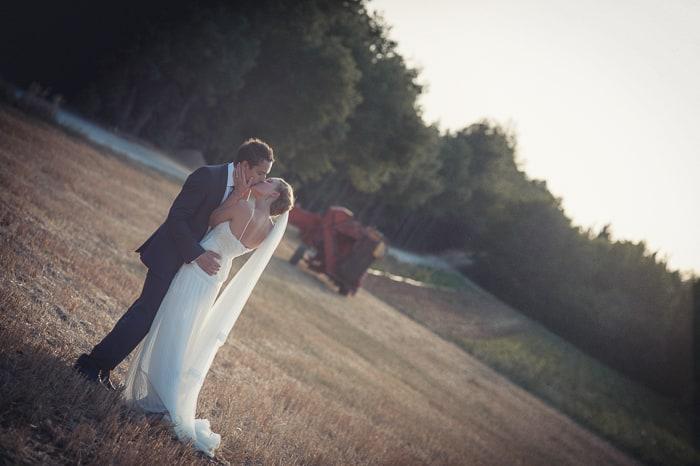 Séance de couple de mariage 5 sur 16