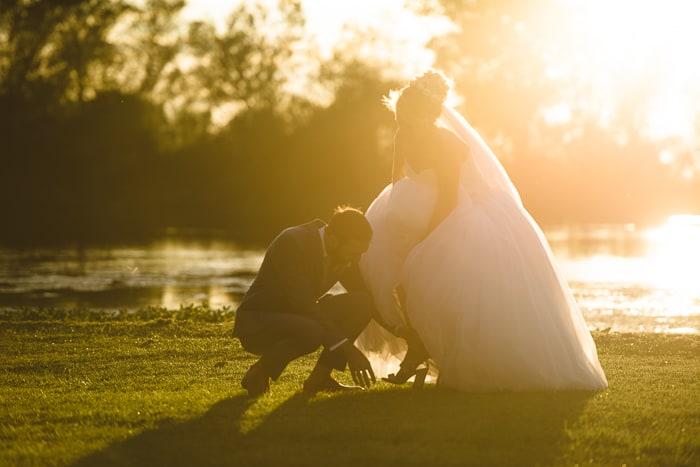 Séance de couple de mariage 11 sur 16
