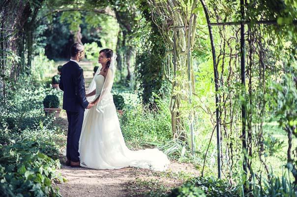 Photo couple mariage Bastide de Pujet 1 sur 10