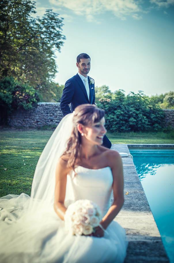 Photo couple mariage Bastide de Pujet 10 sur 10