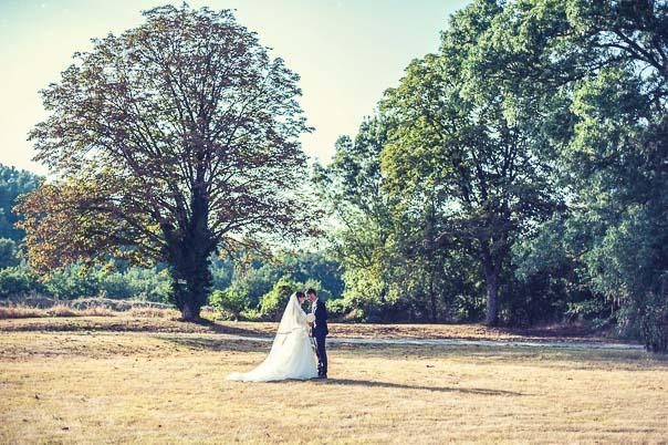 Photo couple mariage Bastide de Pujet 3 sur 10
