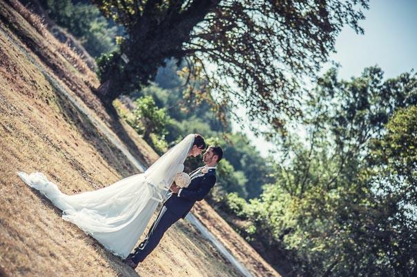 Photo couple mariage Bastide de Pujet 4 sur 10