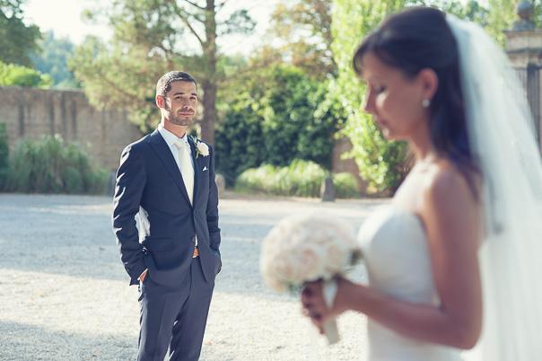 Photo couple mariage Bastide de Pujet 5 sur 10