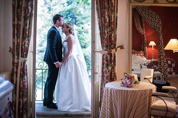Photo couple mariage Bastide de Pujet 6 sur 10