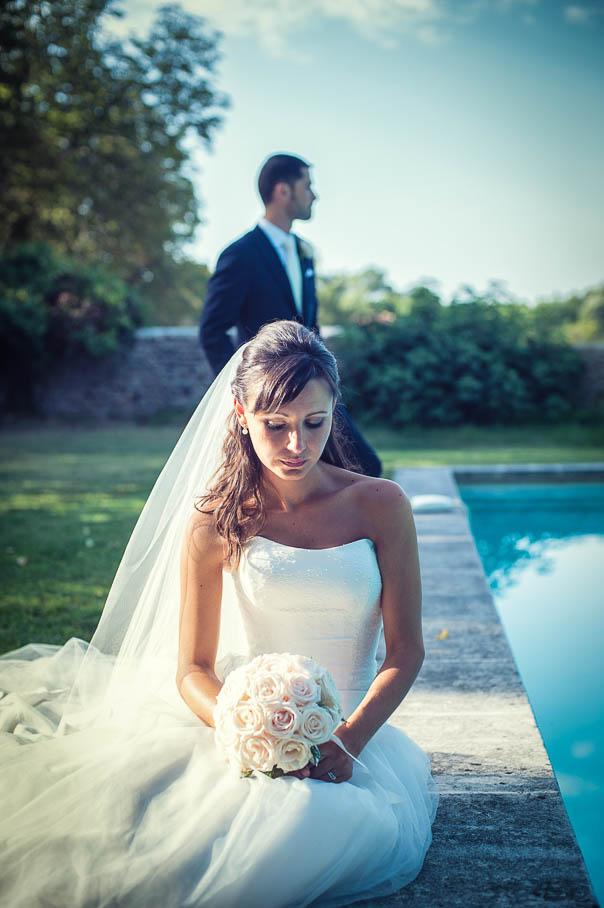 Photo couple mariage Bastide de Pujet 9 sur 10
